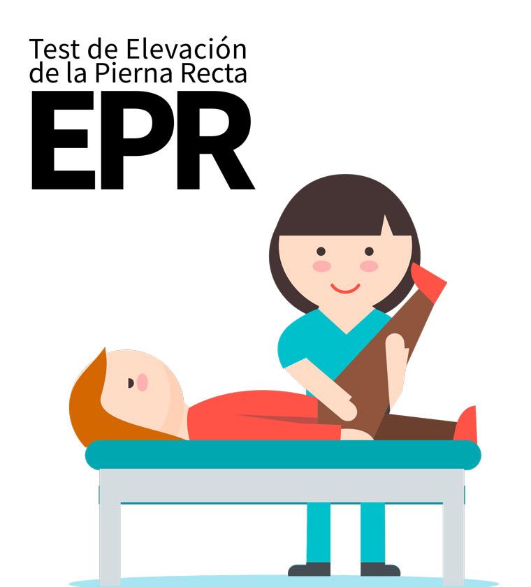 Test de elevaci n de la pierna recta epr fisiosite for Test fisioterapia