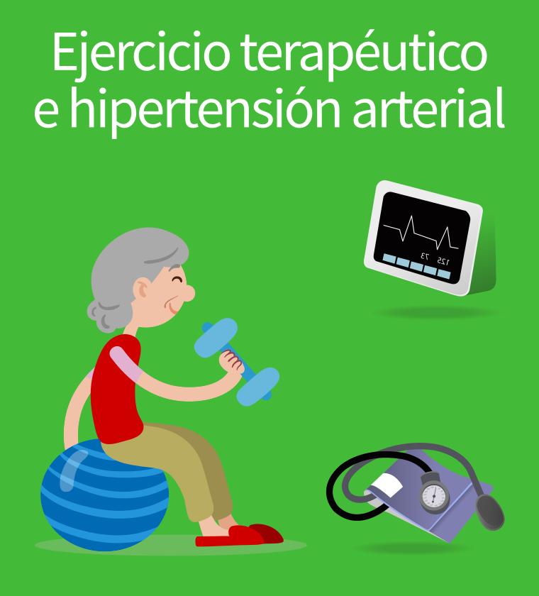Ejercicio terapéutico e hipertensión arterial - Fisiosite..